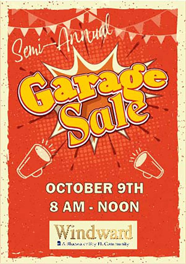 Windward Semi-Annual Garage Sale